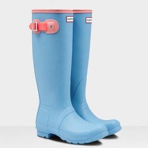 Hunter || Original Colorblock Tall Rubber Boots